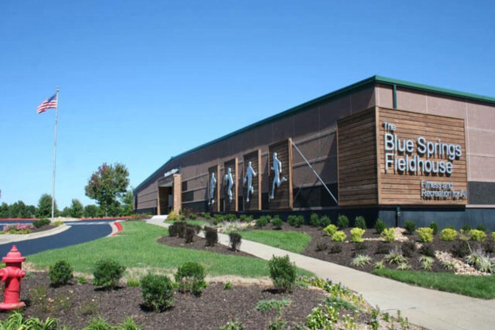 Blue Springs Fieldhouse