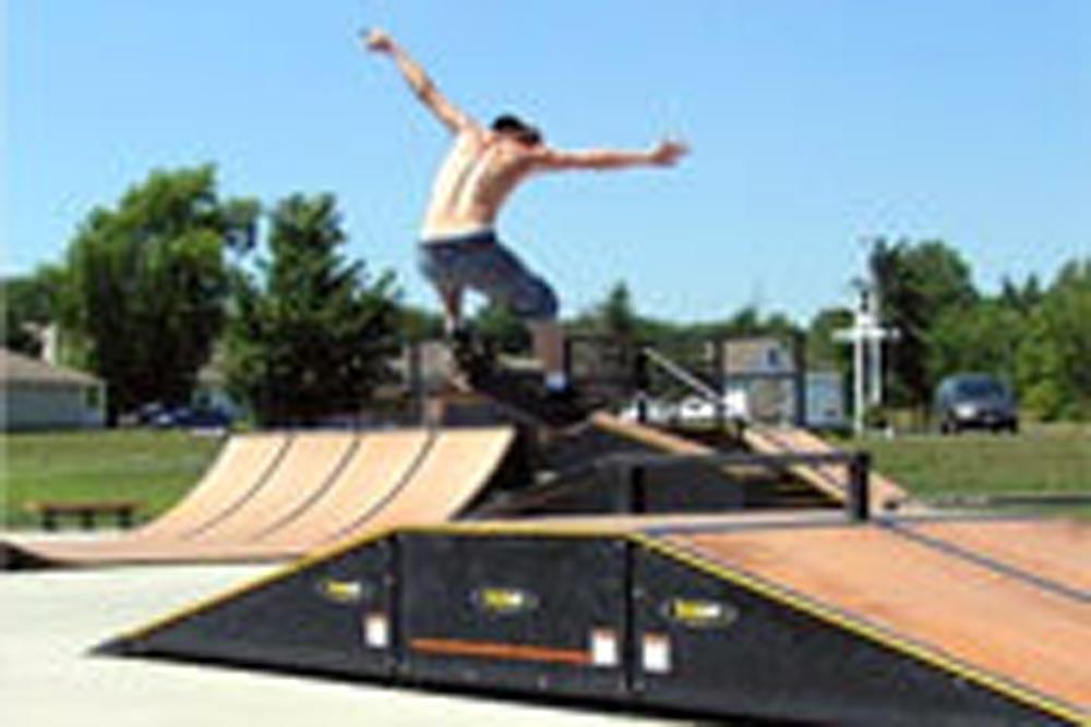 Oak Grove Skate Park