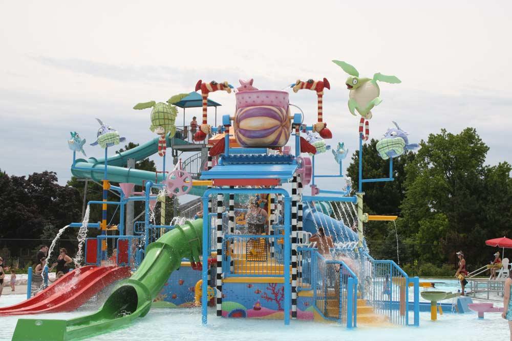 Splash Cove Shawnee