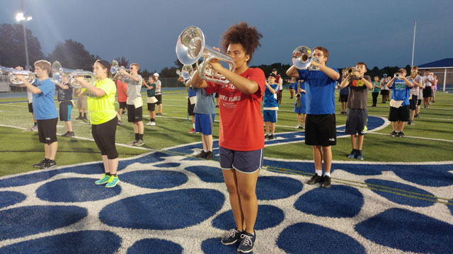 Blue Springs South Marching Band