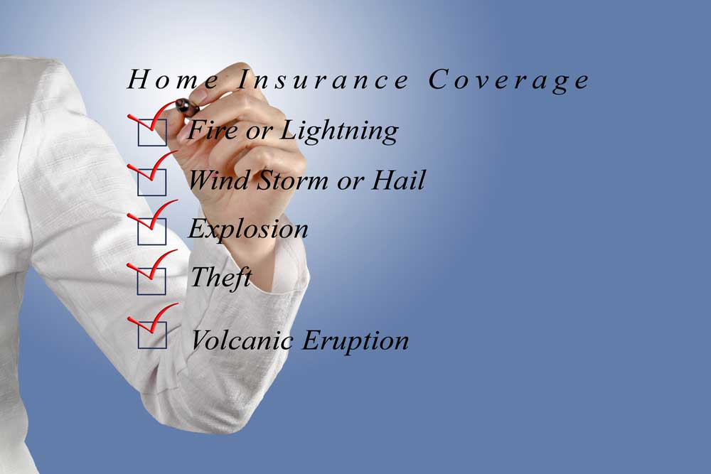 Homeowners Insurance Checklist: What's Included In My Policy?