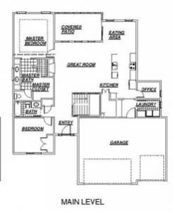 "Dave Richards ""haven"" floor plan"