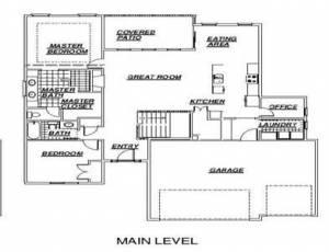 Dave Richards Sanina Floor Plan