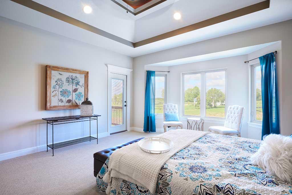Dreams and Design Building Bedroom