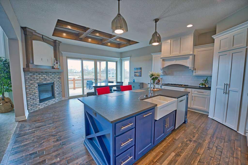 D&D Building Kitchen