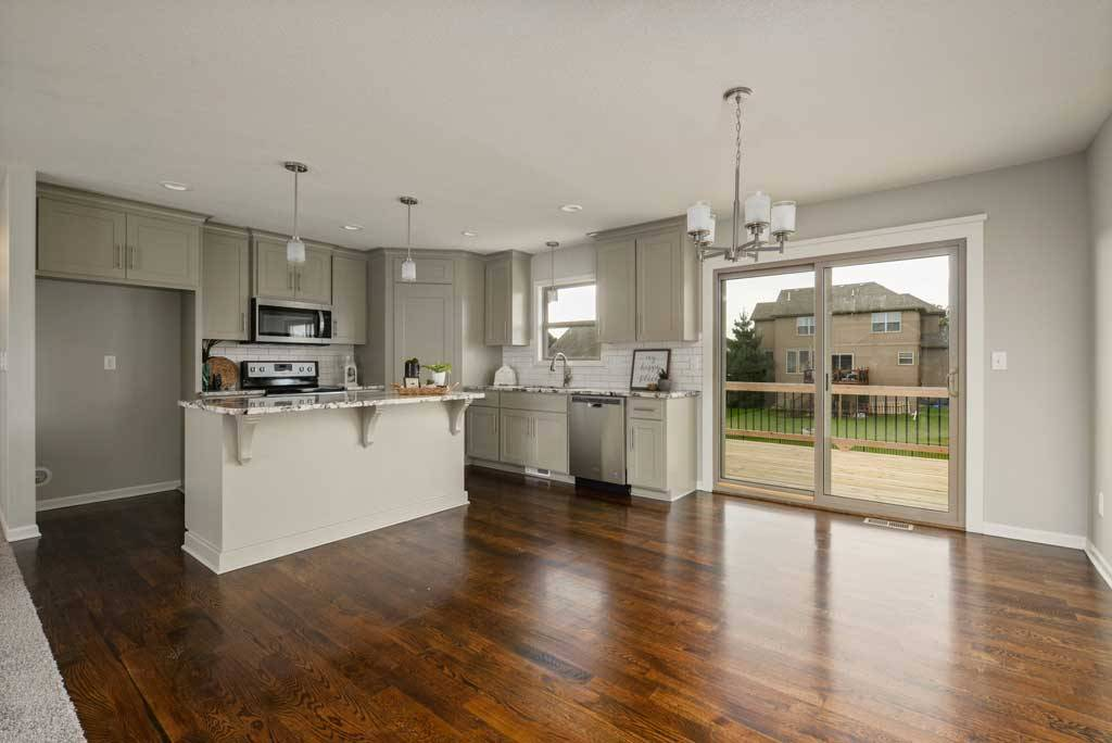 Foushee Homes Open Concept 1307 Brentwood