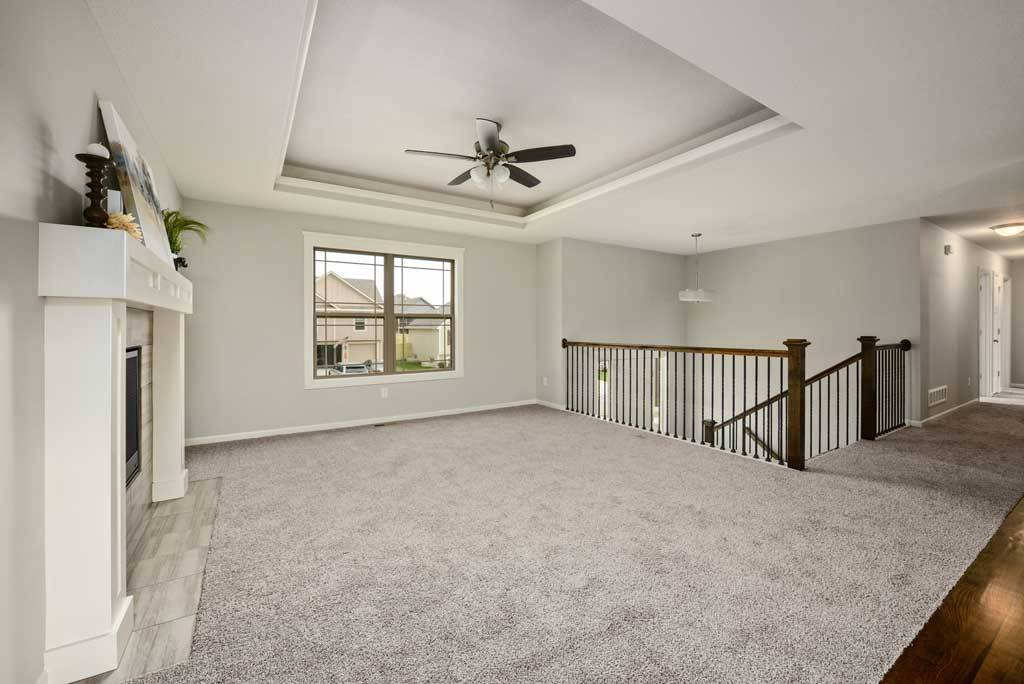1307 Brentwood Foushee Homes Salida Open Concept
