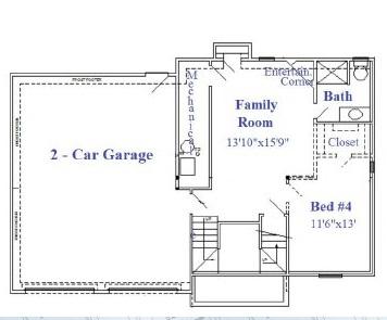 Hefeweizen 4 bedroom basemetn