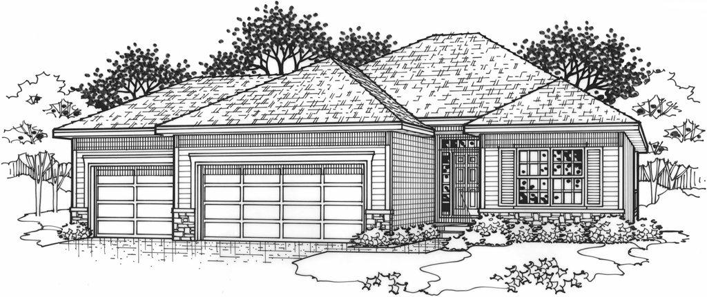 Ouray floor plan by foushee homes
