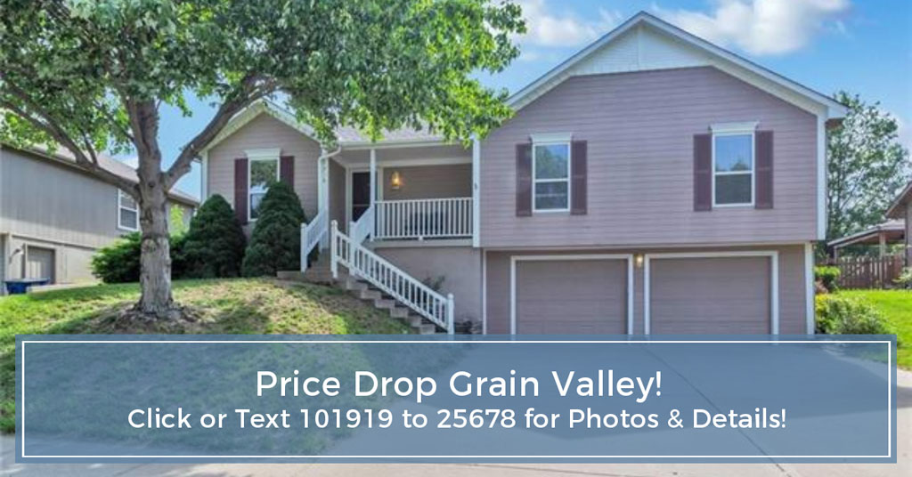 Grain Valley Price Drop: 2216 NE Summerfield Drive