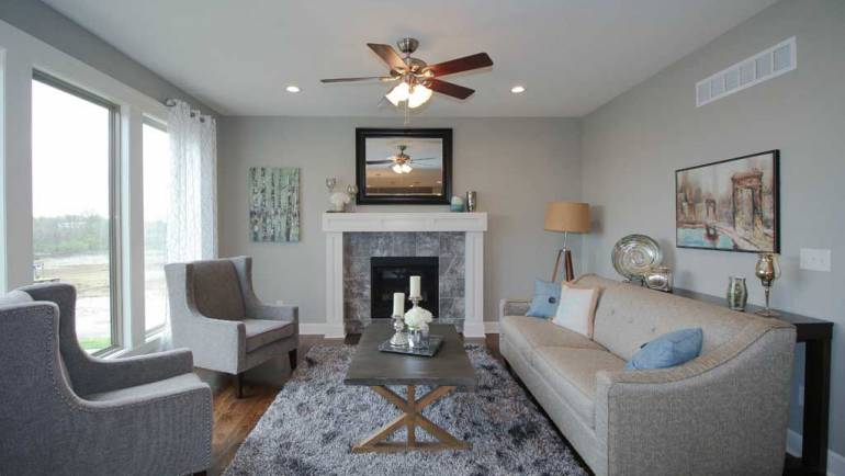 Grain Valley New Construction: Robert Foushee Home Layouts