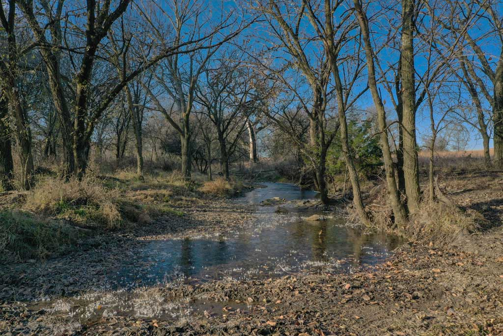 Beautiful Flint Hills Ranch & Hunting Land For Sale Near Diamond Creek