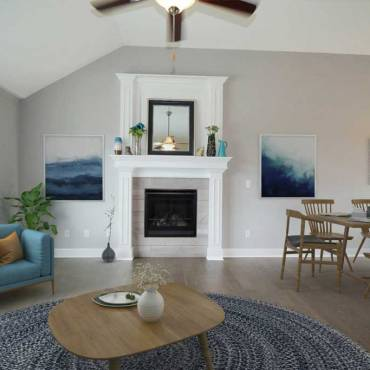 Kansas City Home Staging For Vacant Houses