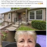 Sally Moore Facebook Post