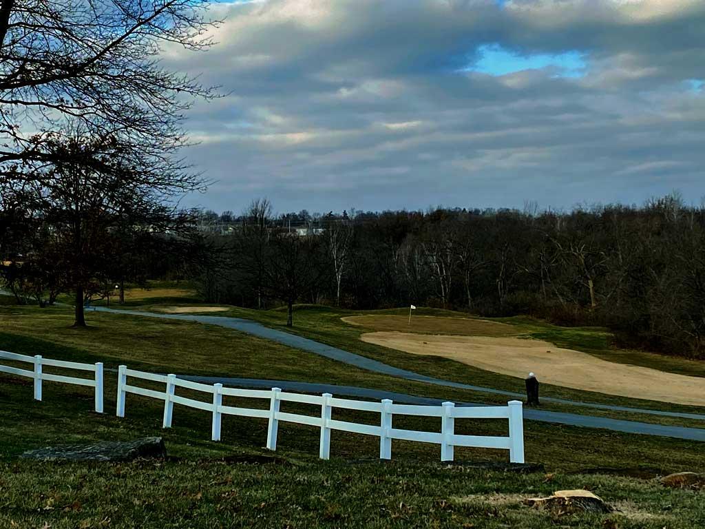 Teetering Rocks Golf Course Near Villa Meadows