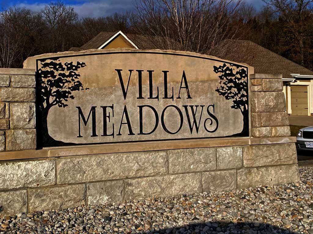 Villa Meadows neighborhood
