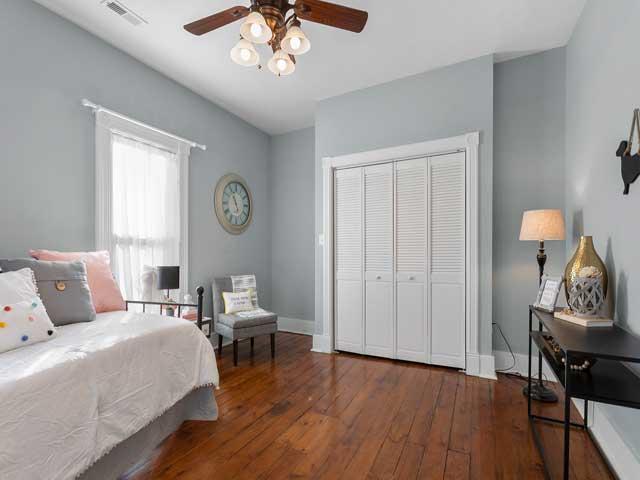 Pleasant Street Bedroom